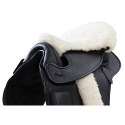 Couvre-siège en laine de...
