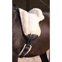 Fleece-Saddle